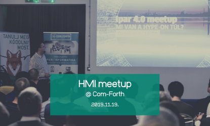 HMI meetup